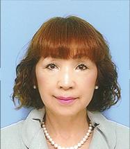 岡山県商工会女性部連合会 会長 日神山 千代子