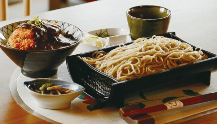 Soba restaurant Hijiri-an