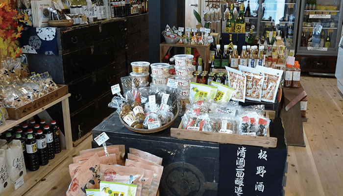 上仓(板野酿酒厂)
