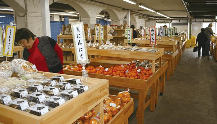 岡山市サウスヴィレッジ<br>ロードサイドマーケット(農作物直売所)