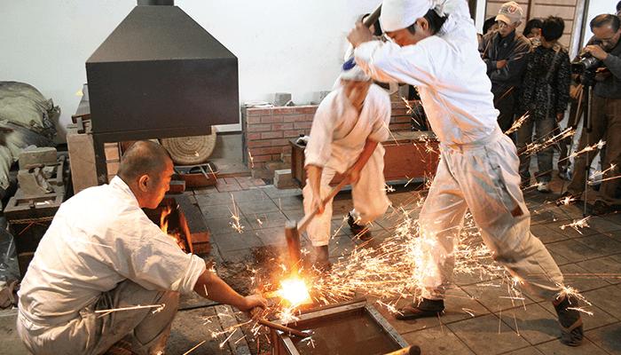 备前长船剑村(备前长船剑博物馆)