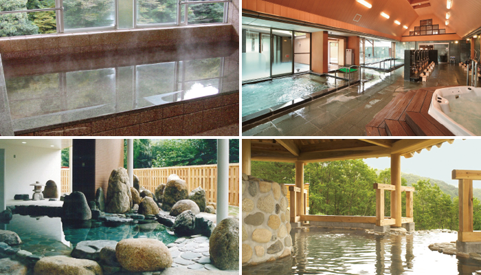 Kagamino Sanyu One-day hot spring