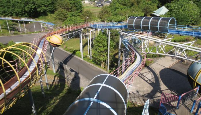 美咲町中央児童公園(運動公園)