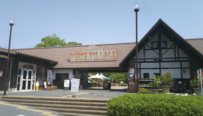 おかやまファーマーズマーケット ノースヴィレッジ