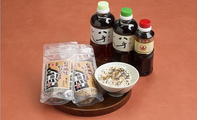 Hakuryo soy sauce